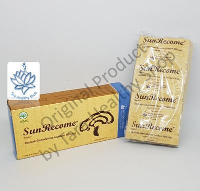 SunRecome – 30 Kapsul (Anti Kanker Berkualitas)