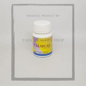 Calsical – 30 Tablet Salut Selaput (Calcium & Vitamin D Berkualitas)