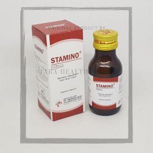 Stamino Syrup – 60 ml (Memelihara Kesehatan Tubuh & Mempercepat Penyembuhan)